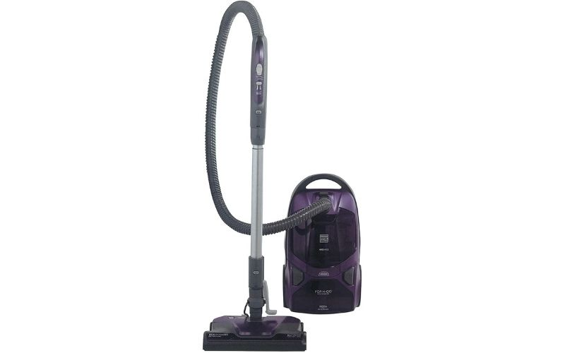Kenmore 600 Series Friendly Lightweight Bagged Canister Vacuum