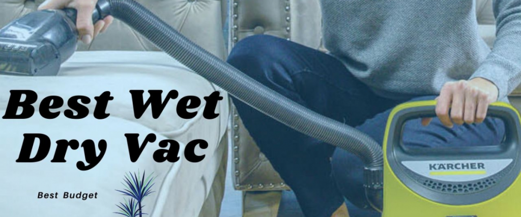 Best wet dry vac under $100