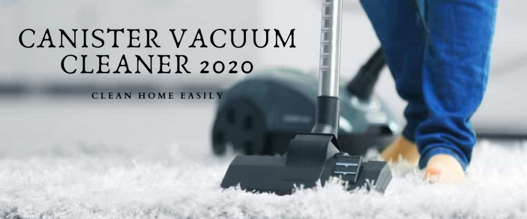 Affordable Canister vacuums with powerhead