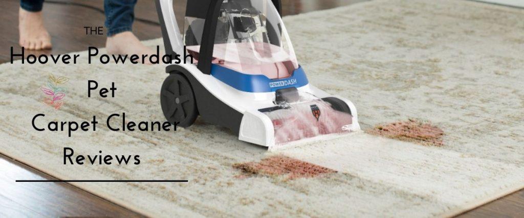 Hoover Powerdash Pet Compact Carpet Cleaner Reviews