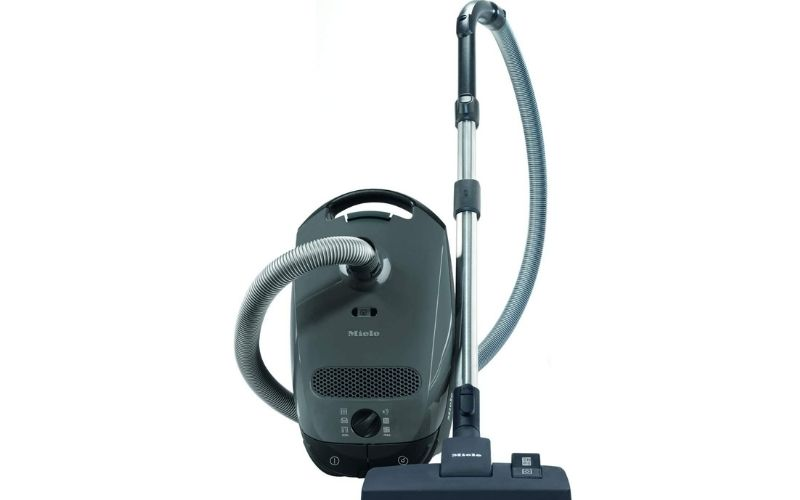Miele Grey Classic C1 Pure Suction, Graphite