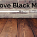 HoHow to Get Black Marks Out of Hardwood Floors w to Get Black Marks Out of Hardwood Floors